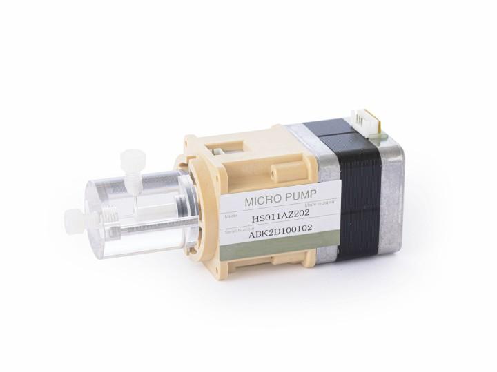 計量用組込型 マイクロポンプ HSシリーズ