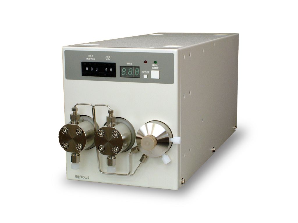 送液用マイクロポンプ・uf-6000シリーズ