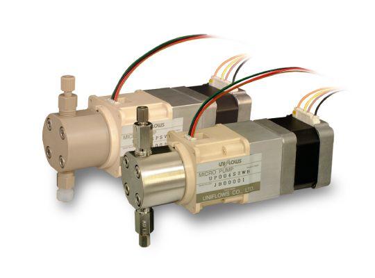 送液用組込型 マイクロポンプ UP,USシリーズ